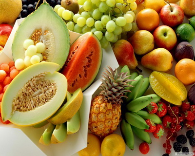 Фрукты - самая лучшая еда для человека. Способствует похудению, лечению ожирения и восстановлению здоровья.