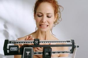 Трудности быстрого похудения.