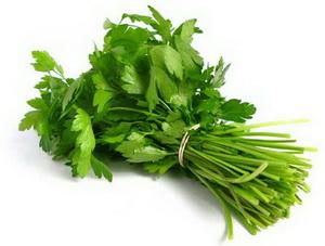 Зелень один из главных источников микроэлементов и минералов. Очень полезна для здоровья и похудения.